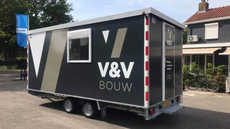 Schaftwagen VV-bouw