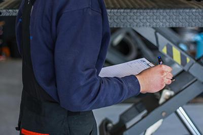 onderhoud aanhangwagens