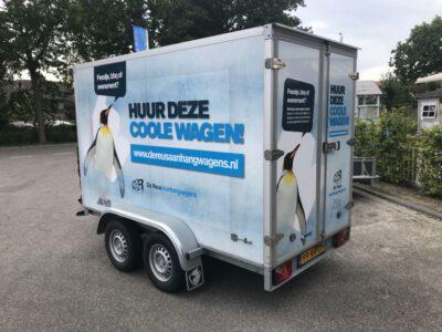Hapert koel trailer