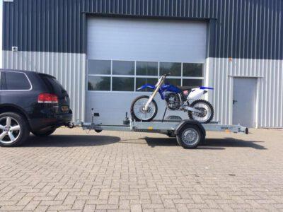 STEMA WOM XT Motor aanhanger - Ongeremd