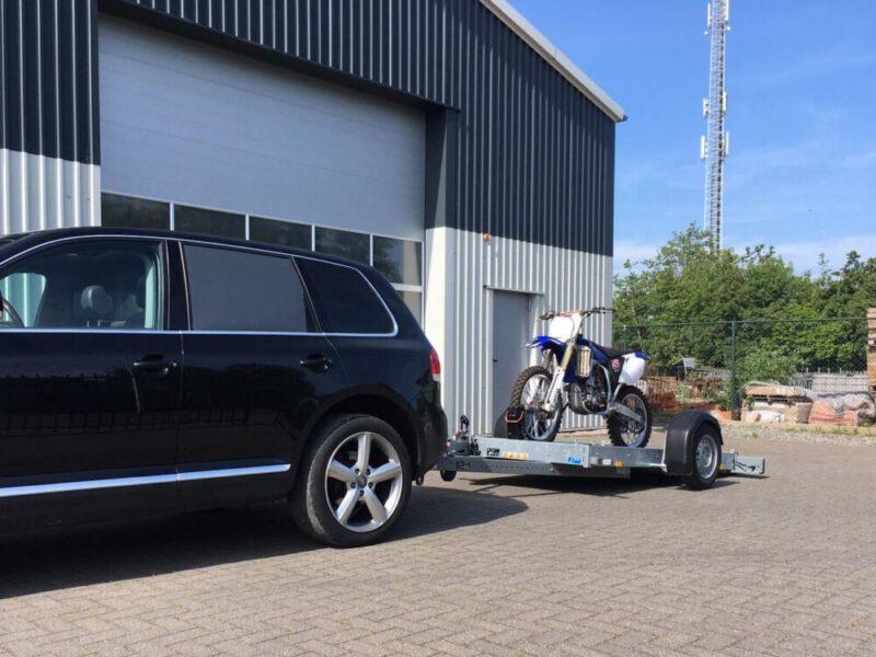 Stema WOM XT motortrailer 750 kg ongeremd
