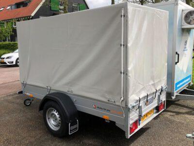 Saris huifaanhangwagen 250x130x150 cm